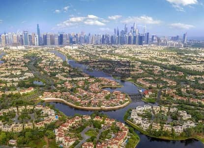 Plot for Sale in Jumeirah Islands, Dubai - Exclusive | Built Your Dream Home | Mansion Plot