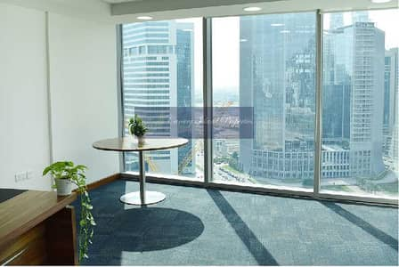 Office for Sale in Business Bay, Dubai - Canal View | Half floor available for sale at The Binary