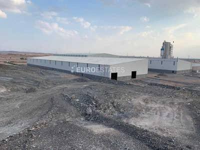 مصنع  للبيع في الغيل، رأس الخيمة - Brand New Factory Warehouse| Wise Investment