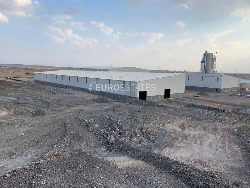 Brand New Factory Warehouse| Wise Investment