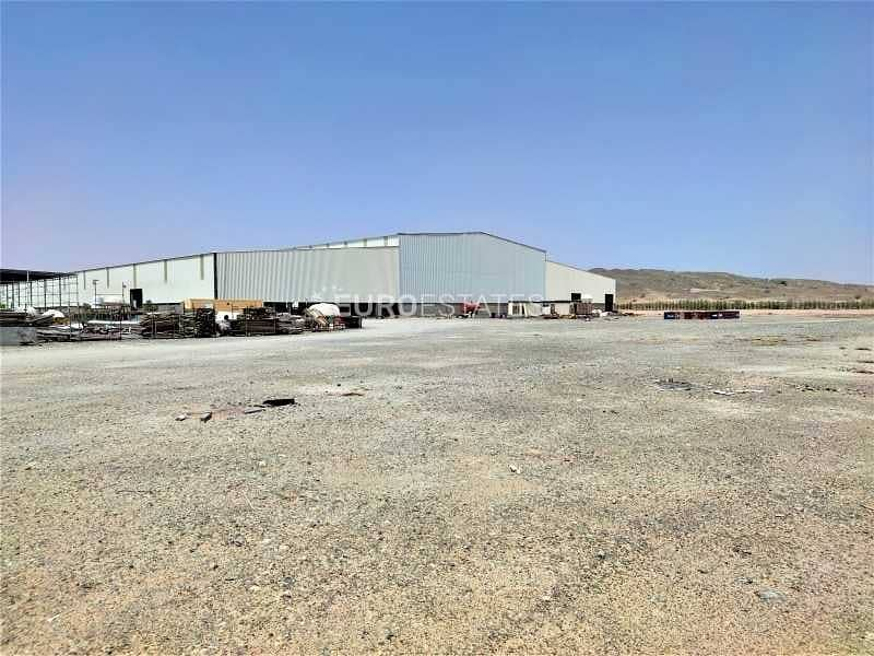 2 Brand New Factory Warehouse| Wise Investment