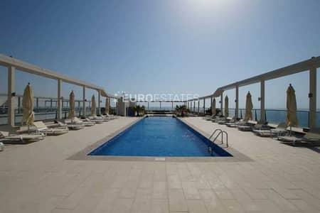 2 Bedroom Flat for Rent in Al Marjan Island, Ras Al Khaimah - Best 2 BR Duplex Apt.   Chiller Free