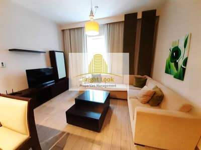 2 Bedroom Flat for Rent in Al Nahyan, Abu Dhabi - Fully Furnished 2 BHK withGym