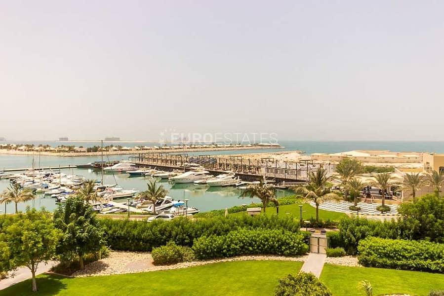 Amazing Sea & Garden View Spacious Furnished Studio