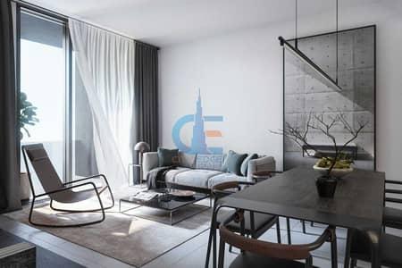 2 Bedroom Apartment for Sale in Aljada, Sharjah - Smart Home 2BR in Tiraz 5 behind al Zahia