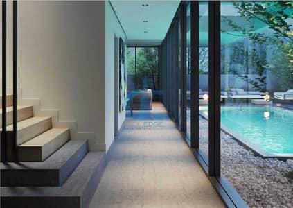 فیلا 4 غرف نوم للبيع في الطي، الشارقة - Independent villa with privet pool in Sharjah   10% down payment   Direct from Developer
