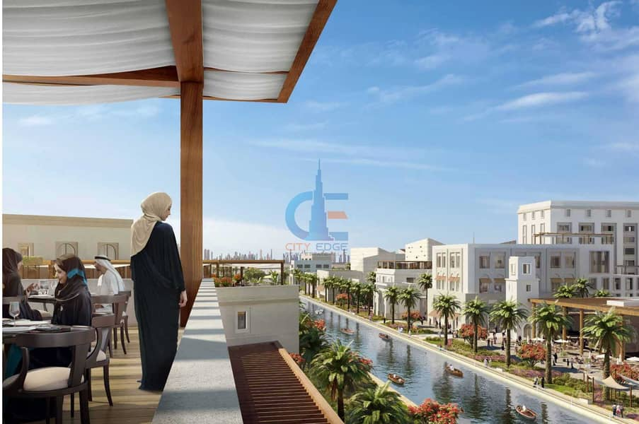 2 Premium apartment in Maryam Island. / 2% land registry waiver/  2 years service charge waiver