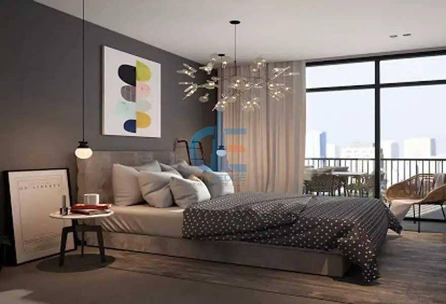 تملك شقة غرفة وصالة بقلب الشارقة مشروع الجادة / بمقدم 47.000 درهم فقط