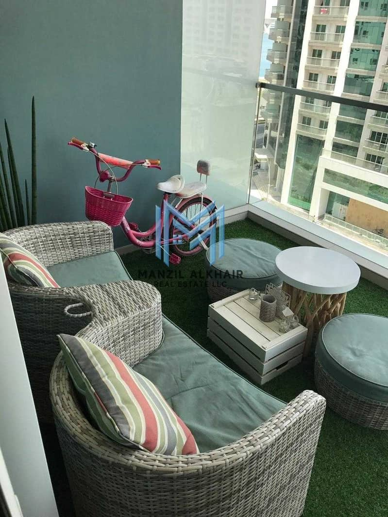 14 Perfect Investment | Maids Room | Sea View