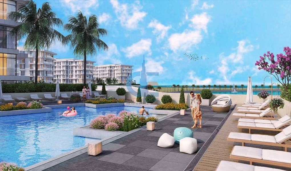 20 5 YEARS PAYEMENT PLAN /SEA VIEW/START 37000AED