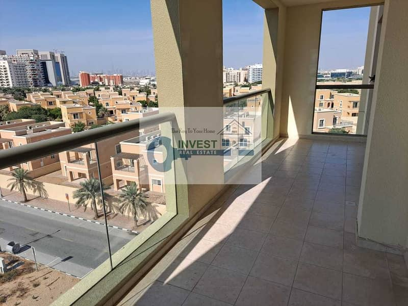 Nice Two Bedroom+Maid Room 2free Parking 1month free