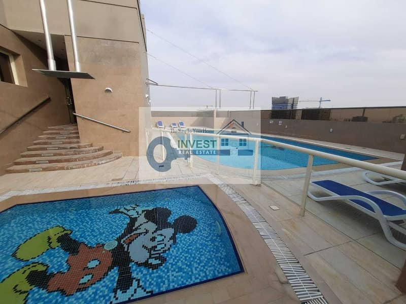 10 ONE BEDROOM APARTMENT FOR  IN SPORT CITY