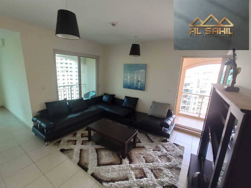 EMAAR | FURNISHED 2BHK | THE GREEN VIEWS