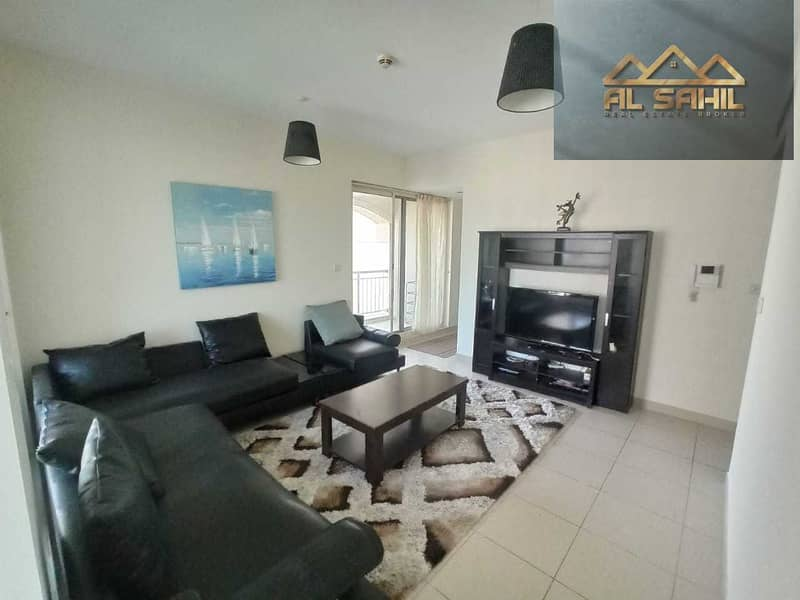 2 EMAAR | FURNISHED 2BHK | THE GREEN VIEWS