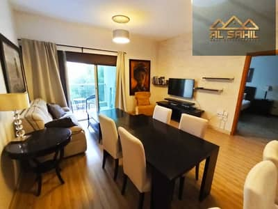 1 Bedroom Apartment for Rent in The Greens, Dubai - FULLY FURNISHED | CHILLER FREE | EMAAR | BRIGHT |