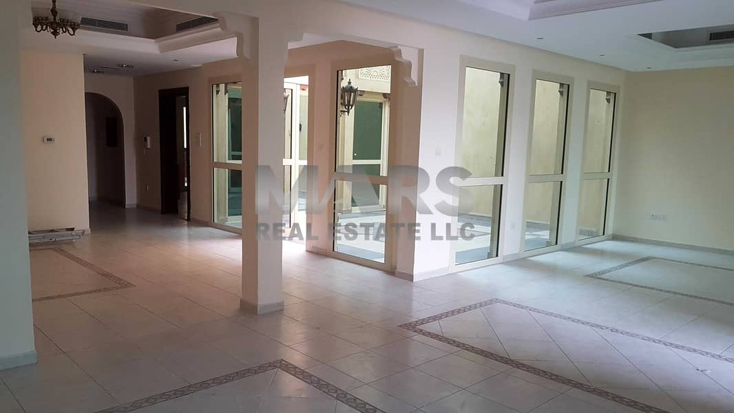 2 Excellent  5 Master Bedroom Corner Villa with Maid Room. Great finishing with all Amenities in Al Nahyan.