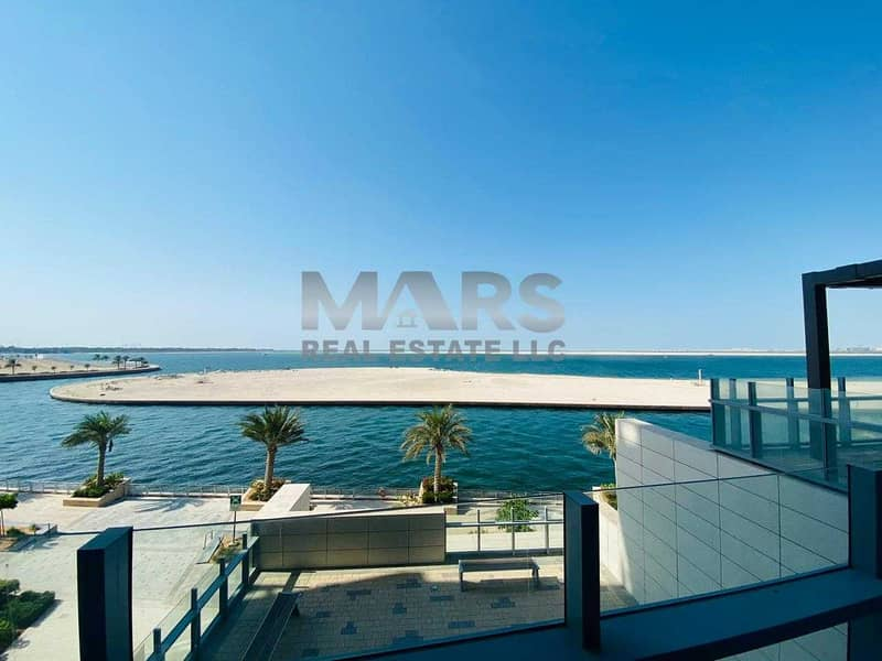 Amazing Sea View Apartment with 3 BR | Now available | Al Raha