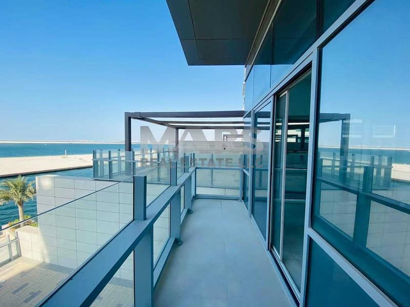 2 Amazing Sea View Apartment with 3 BR | Now available | Al Raha