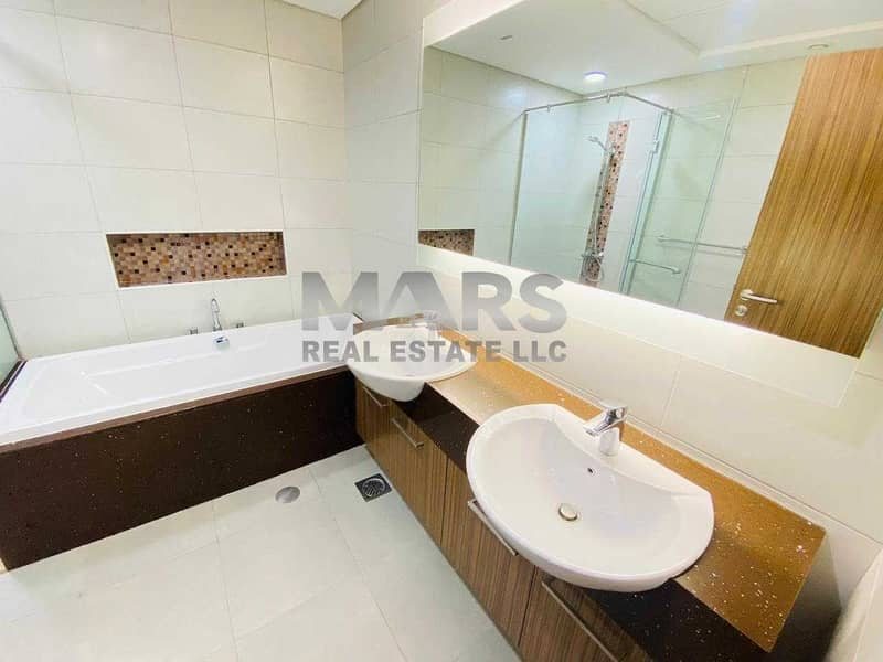 16 Amazing Sea View Apartment with 3 BR | Now available | Al Raha