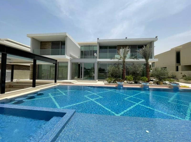 فیلا في فيرواي فيستاز دبي هيلز استيت 7 غرف 20000000 درهم - 5185878