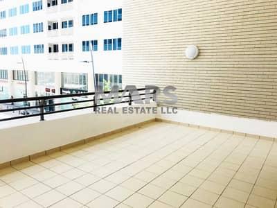 4 Bedroom Apartment for Rent in Al Khalidiyah, Abu Dhabi - HUGE 4BHK WITH BALCONY NEAR CORNISHE