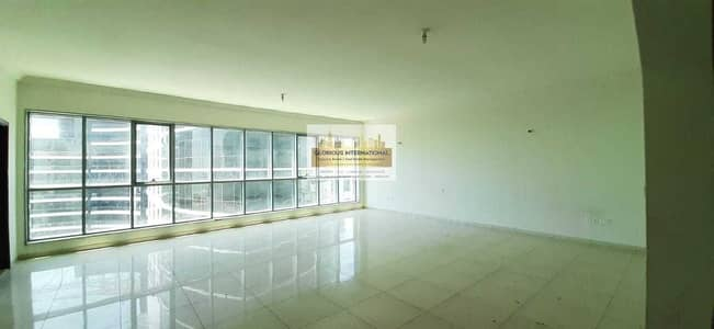4 Bedroom Apartment for Rent in Al Khalidiyah, Abu Dhabi - 3 Master's RM w/Parking+Maid's&Storage