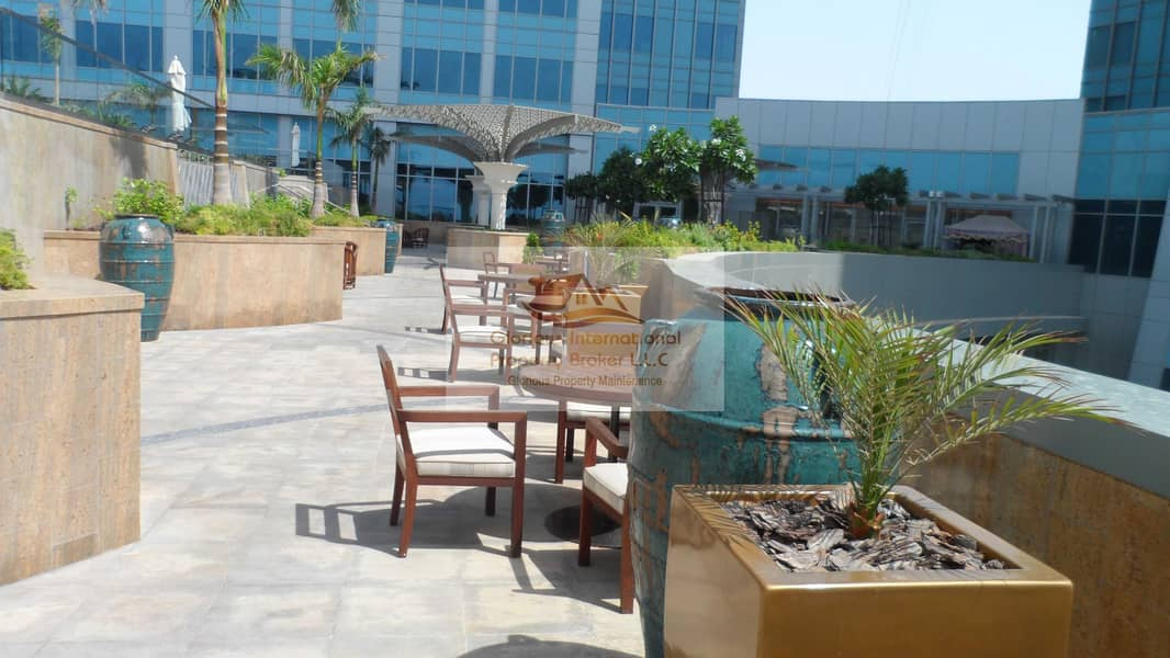 16 Enjoy the Facilities w/ this Apartment in Corniche