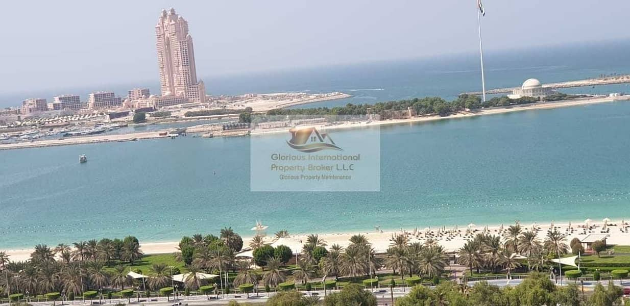 Full Sea View! w/ Parking+Facilities&Maid's Room