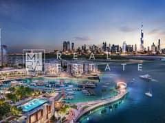 شقة في فيدا رزيدنسز شاطئ الخور مرسى خور دبي ذا لاجونز 2 غرف 2715888 درهم - 5271472