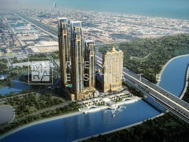 Exclusive Higher Floor 2 Bedroom Apartment   Best Deal in Town   Al Habtoor City