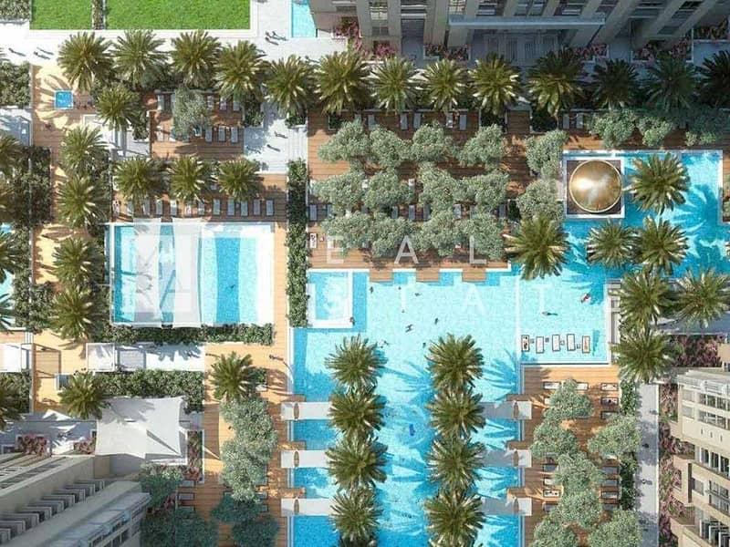 2 Exclusive Higher Floor 2 Bedroom Apartment   Best Deal in Town   Al Habtoor City