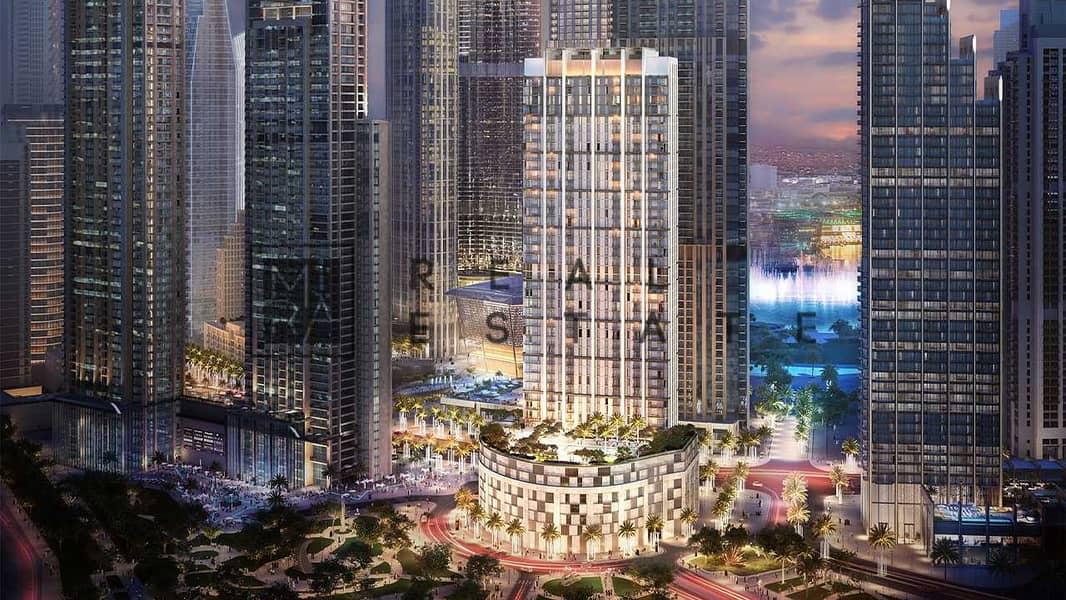 Exclusive Burj Khalifa View | World Class 1 Bedroom Apartment