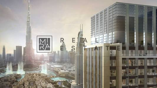 3 Bedroom Apartment for Sale in Downtown Dubai, Dubai - Magnificent View of Burj Khalifa   World Class 3 Bedroom Apartment