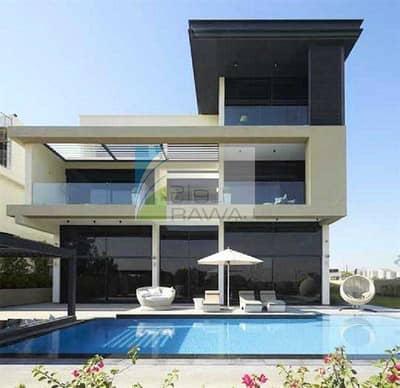 6 Bedroom Villa for Sale in Jumeirah Golf Estate, Dubai - LUXURY HIGH-END BRAND NEW 6 BEDROOM VILLA at HILLSIDE