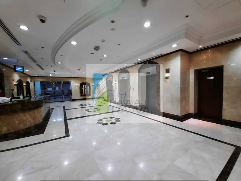 12 FITTED OFFICE FOR RENT | CLOSE TO METRO STATION