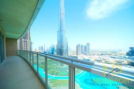 بنتهاوس 3 غرف نوم للبيع في وسط مدينة دبي، دبي - Fountain & Burj View | High ROI |Stunning Location