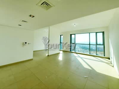 1 Bedroom Flat for Rent in Danet Abu Dhabi, Abu Dhabi - NO COMMISSION | 6 PAYMENTS | 1 BED + LAUNDRY | FULL CITY VIEW |