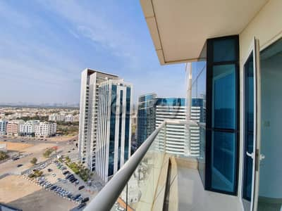2 Bedroom Apartment for Rent in Danet Abu Dhabi, Abu Dhabi - Superb and Neat 2BHK + Maids room with Balcony