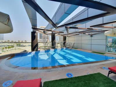 شقة 2 غرفة نوم للايجار في جزيرة الريم، أبوظبي - 2+ maid Spacious  at exit of reem island