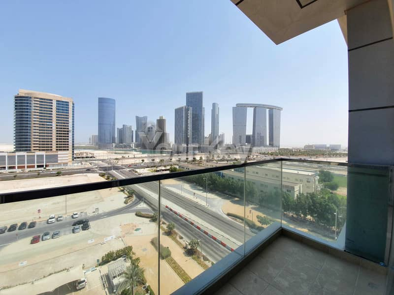 2 2+ maid Spacious  at exit of reem island