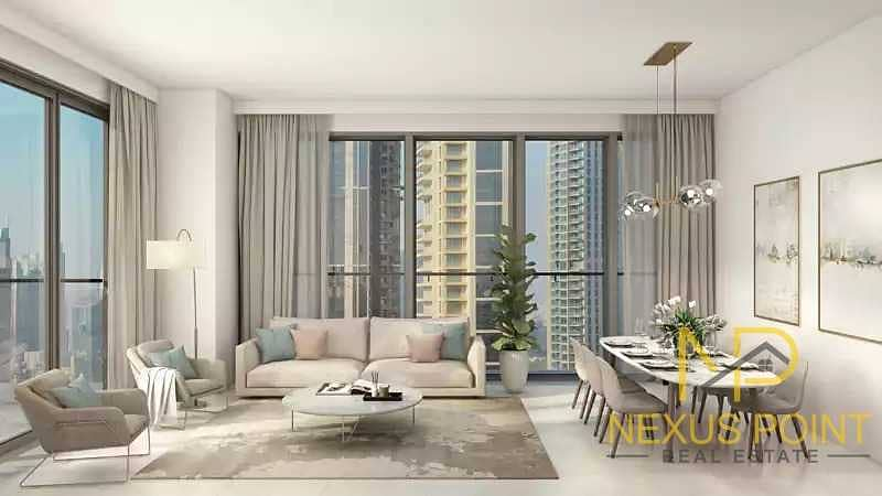 2 Stunning View  | Resale Deal | Prime Location