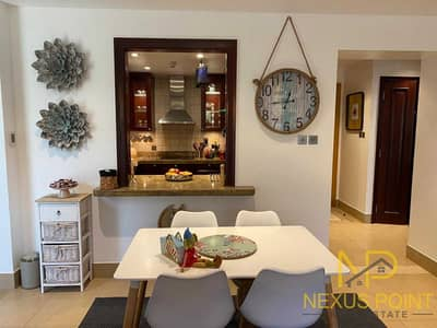 1 Bedroom Flat for Rent in Old Town, Dubai - Fully Furnished and Upgraded| Pool View