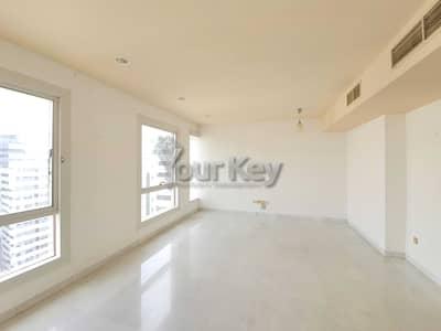 3 Bedroom Flat for Rent in Liwa Street, Abu Dhabi - Near WTC and corniche ready to move