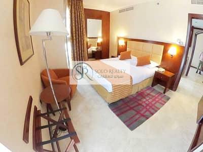 شقة فندقية 1 غرفة نوم للايجار في الزاهية، أبوظبي - Fully Furnished I Spacious 1 BR I All Facilities !