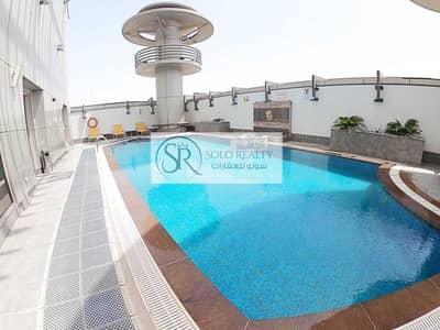 شقة فندقية  للايجار في الزاهية، أبوظبي - Fully Furnished Studio I Modern Facilities I Inquire Now !
