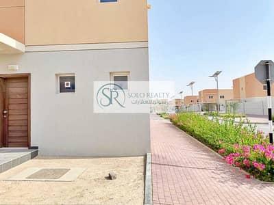 فیلا 3 غرف نوم للايجار في السمحة، أبوظبي - Amazing Corner Villa I Bright 2 BR I Gym+Pool I Big Yard!!