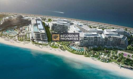 3 Bedroom Apartment for Sale in Palm Jumeirah, Dubai - An Iconic Waterfront Escape   W Residences Luxury