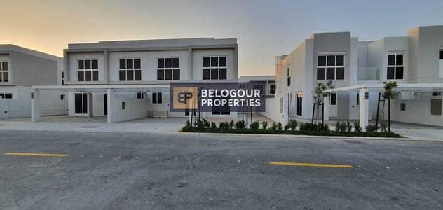 فیلا 4 غرف نوم للبيع في مدن، دبي - 4 Bed +Maid /Semi Detached /Single Row /Brand New/ Near to Pool & Park /Best Location /Arabella 3/Mudon