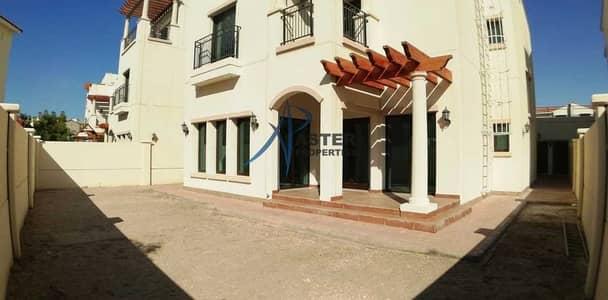 فیلا 5 غرف نوم للايجار في شارع السلام، أبوظبي - Stunning 5BR All Master Private Garden|Driver Room