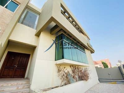 6 Bedroom Villa for Rent in Al Nahyan, Abu Dhabi - Huge 6 Master Bedroom Villa with Private Pool